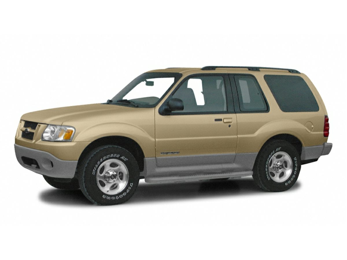 Pre-Owned 2001 Ford Explorer Sport Base