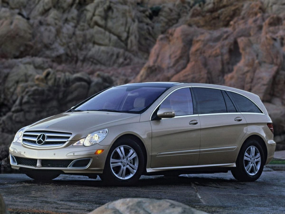 Pre-Owned 2006 Mercedes-Benz R-Class R 500