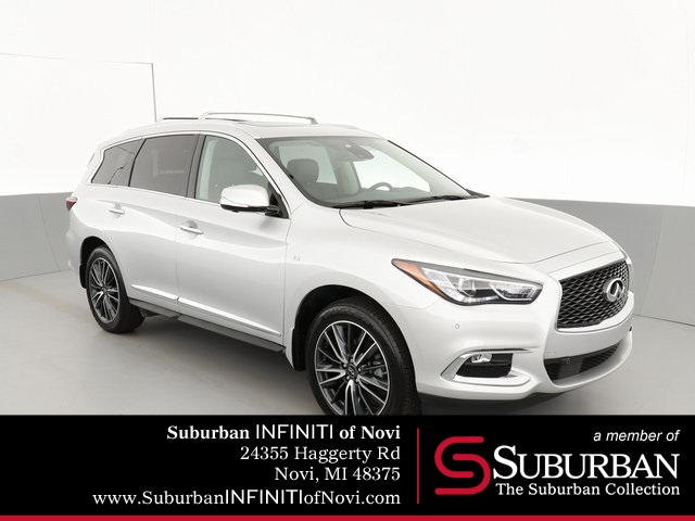 Certified Pre-Owned 2019 INFINITI QX60 LUXE/Essential/Sensory/Theatre/