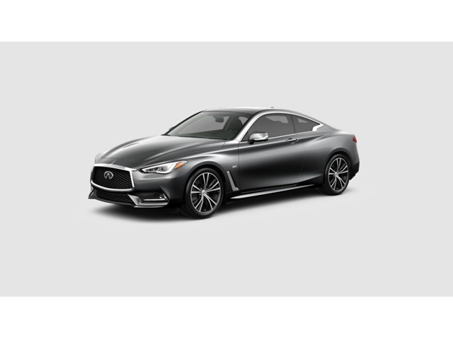 New 2019 INFINITI Q60 3.0t LUXE With Navigation & AWD