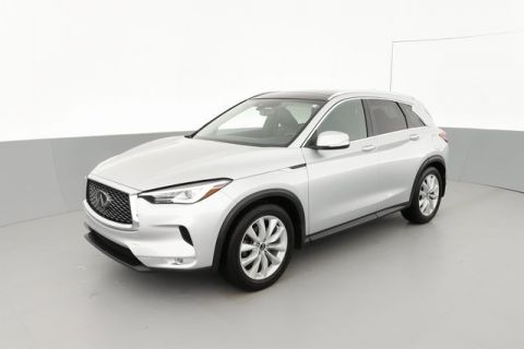 Pre-Owned 2019 INFINITI QX50 LUXE
