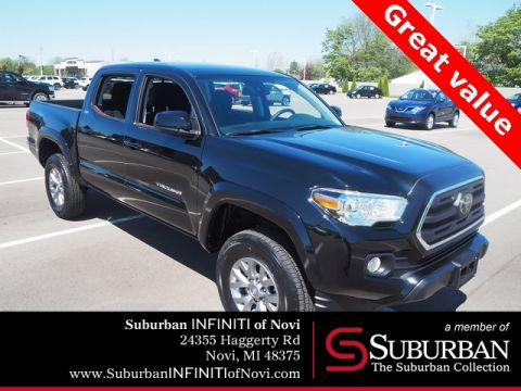 Pre-Owned 2019 Toyota Tacoma SR5