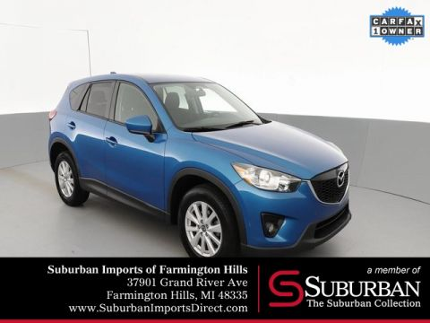 Pre-Owned 2013 Mazda CX-5 Touring