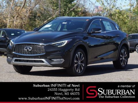 New 2018 INFINITI QX30 ESSENTIAL AWD